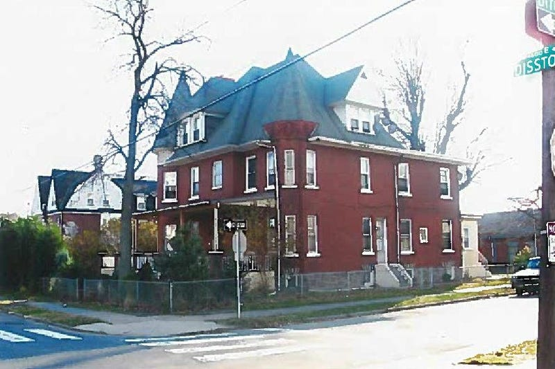 Tacony inventor Frank Shuman's former home at 4600 Disston St., and his lab at the adjoining part of the property fronting 6913 Ditman St. have now made the Philadelphia Register of Historic Places.