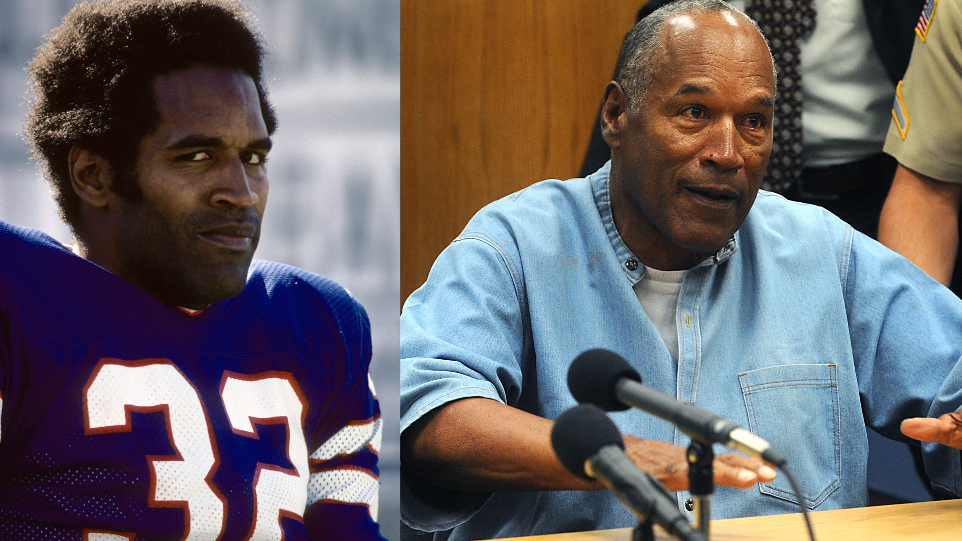 best sneakers edbd2 0e460 Why Buffalo Bills Gave O.J. Simpson's No. 32 to Running Back Who May Get Cut