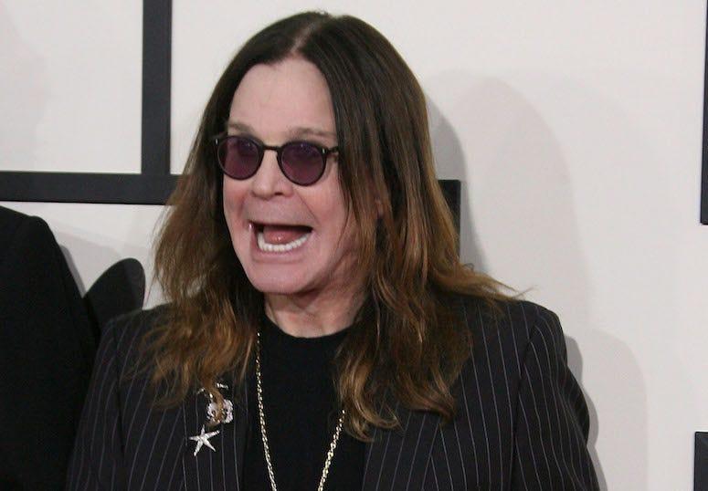 Ozzy Osbourne, Grammy Awards, 2014