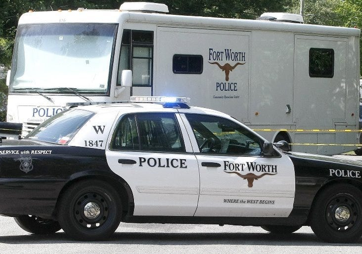 Ft. Worth Texas Police