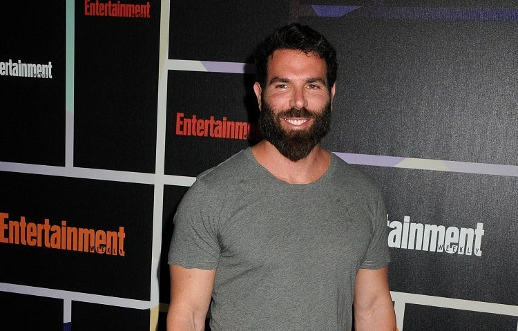 26 July 2014 - San Diego, California - Dan Bilzerian. Entertainment Weekly's Annual Comic-Con Celebration 2014 held at Float Lounge at the Hard Rock Hotel.