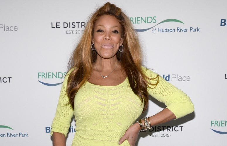 TV Personalty Wendy Williams