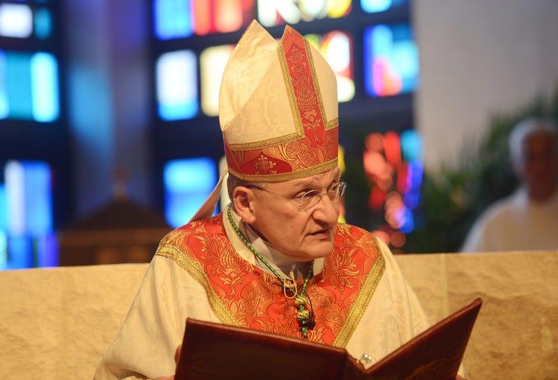 Bishop David Zubik