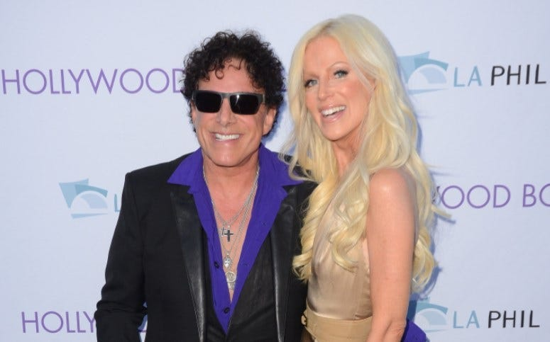 20 June 2015 - Hollywood, California - Neal Schon, Michaele Schon. Hollywood Bowl opening night featuring Journey held at The Hollywood Bowl