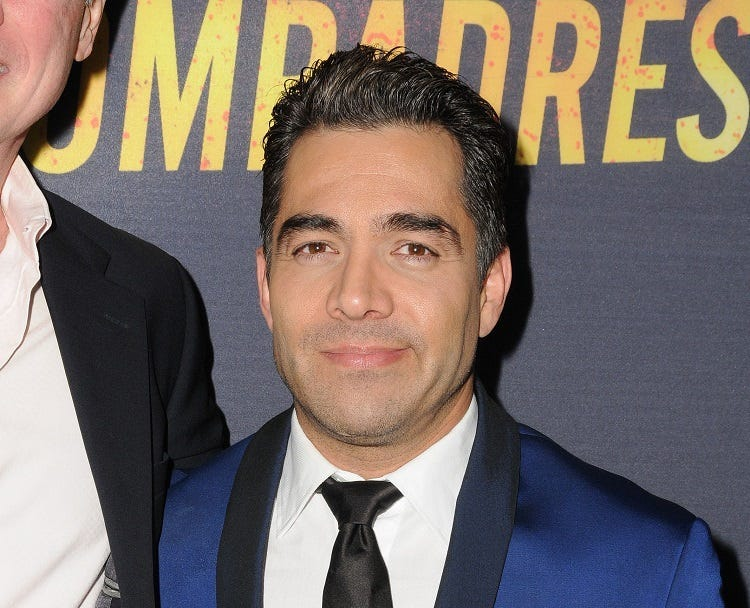 "19 April 2016 - Hollywood, California - Omar Chaparro. Arrivals for the Los Angeles premiere of ""Compadres"" held at ArcLight Hollywood. Photo Credit: Birdie Thompson/AdMedia *** Please Use Credit from Credit Field ***"