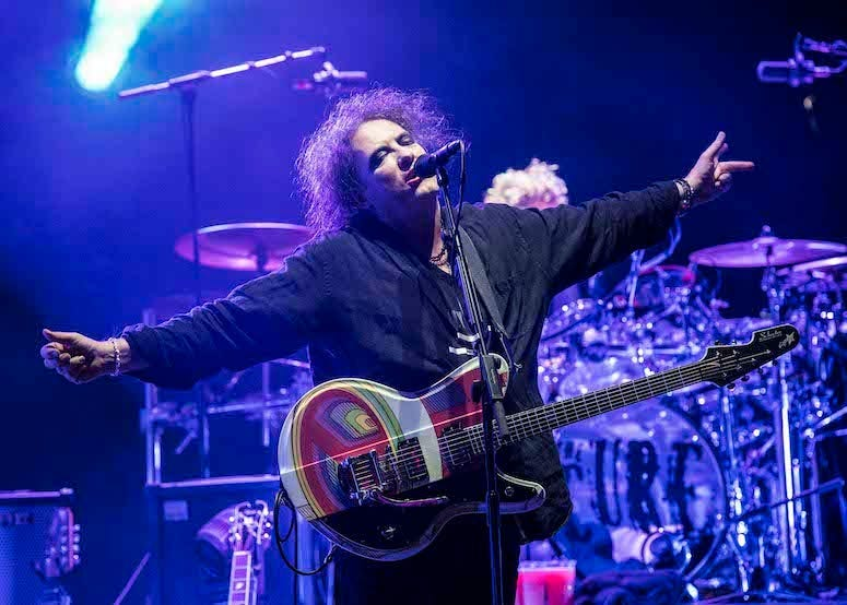 Robert Smith, The Cure, Concert, Bestival 2016