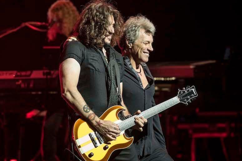 Richie Sambora, Jon Bon Jovi, Bon Jovi, Concert, 2016