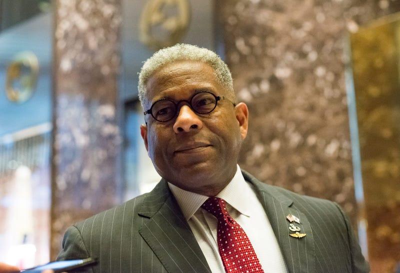 Former Florida Congressman Allen West