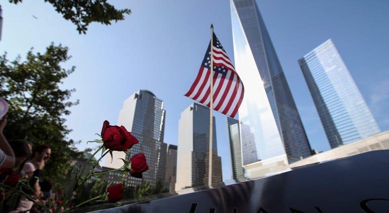 9/1 Memorial, World Trade Center