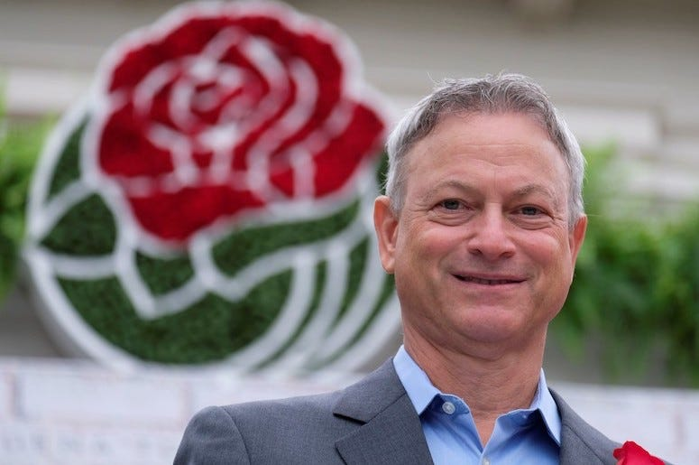 Gary Sinise, Tournament of Rose Parade, 2017