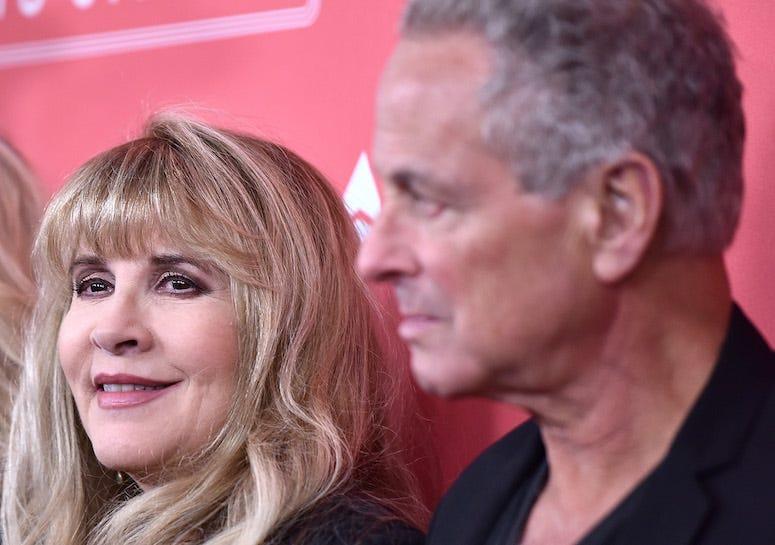 Stevie Nicks, Lindsey Buckingham, Fleewood Mac, Red Carpet, MusiCares Person of the Year, 2018