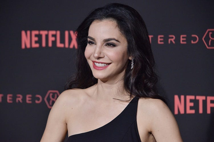 "Martha Higareda arrives at Netflix's ""Altered Carbon"" Season 1 Premiere held at the Mack Sennett Studios in Los Angeles, CA on Thursday, February 1, 2018."