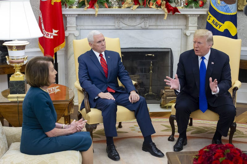 Nancy Pelosi Donald Trump