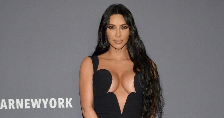 Kim Kardashian West attends the amfAR New York Gala 2019 at Cipriani Wall Street in New York, NY, February 6, 2019.