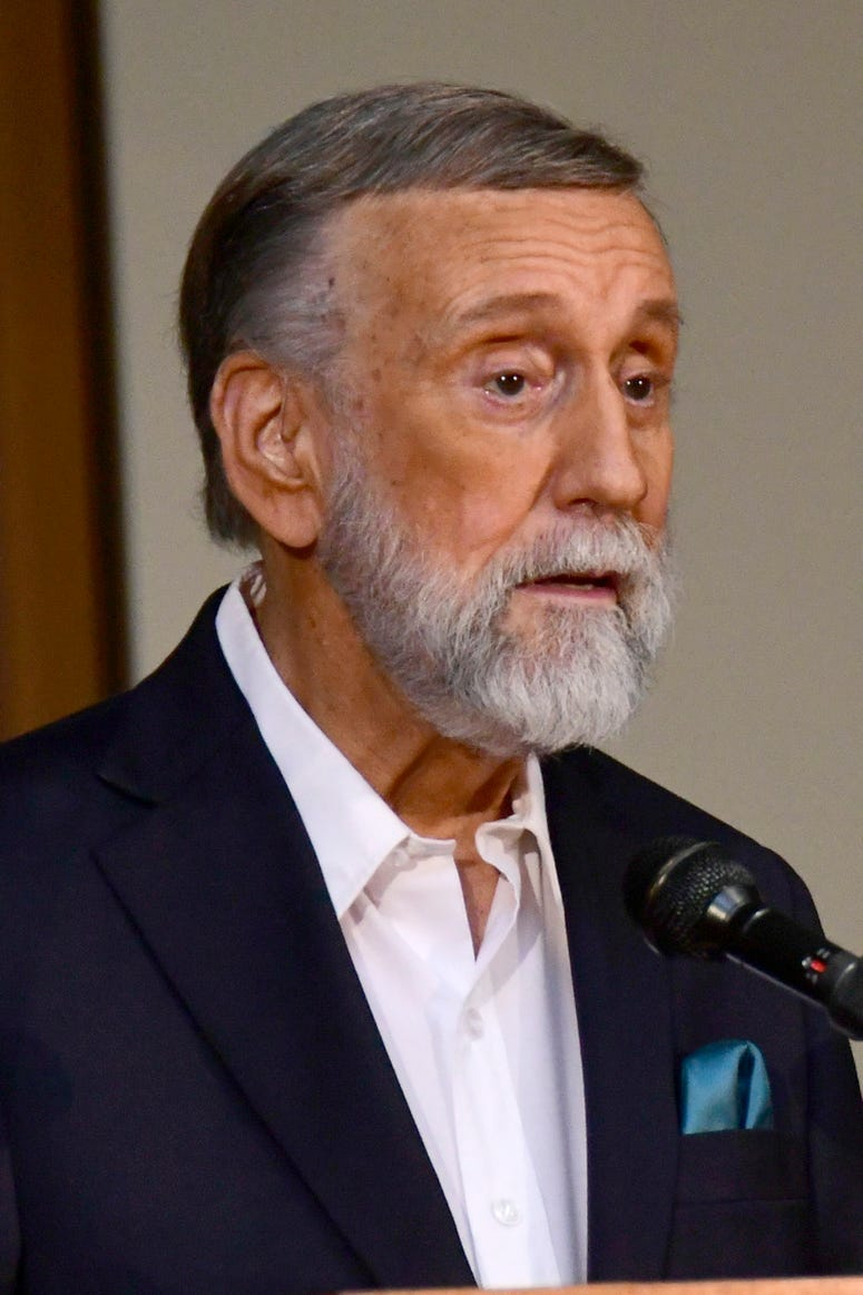 Ray Stevens at the CMA Presents Country Music Hall Of Fame 2019 Inductee Ceremony at The Country Music Hall of Fame.