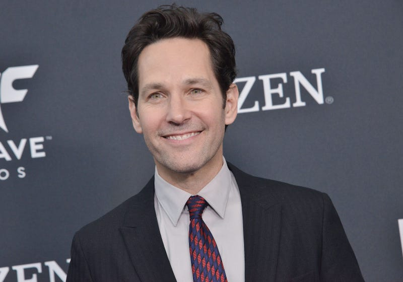 "Paul Rudd arrives at Marvel Studios' ""Avengers: Endgame"" World Premiere held at the Los Angeles Convention Center in Los Angeles, CA on Monday, April 22, 2019. (Photo By Sthanlee B. Mirador/Sipa USA)"