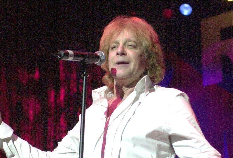 Eddie Money, Concert, Cleveland, Rock to the Rescue, 2002