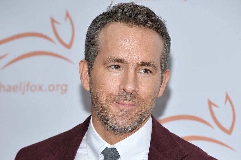 Ryan Reynolds, Red Carpet, A Funny Thing Happened on the Way to Cure Parkinson's, 2019