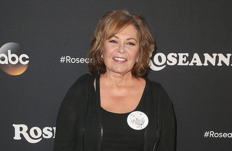 """Roseanne Barr, Red Carpet, """"Roseanne"""" Premiere, 2018"""