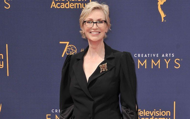 Jane Lynch, Red Carpet, 2018 Creative Arts Emmy Awards