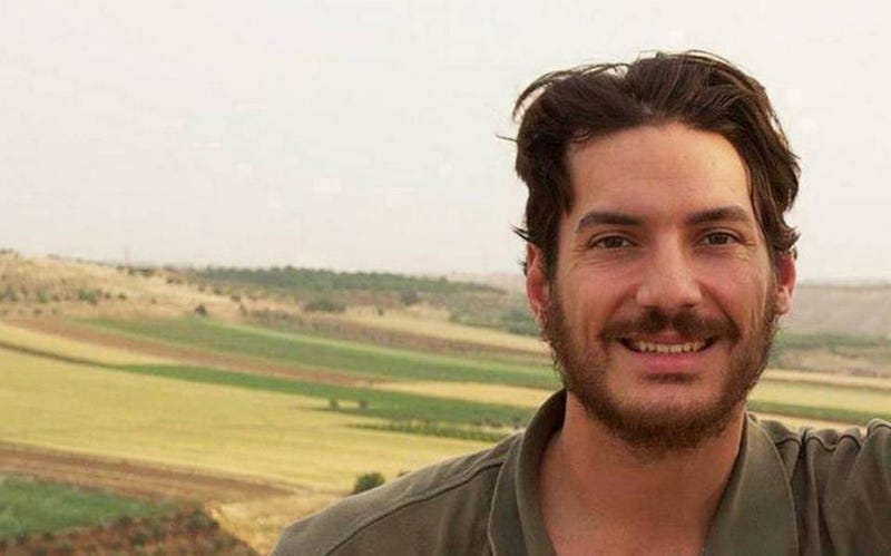 austin tice marine and journalist who was captured in syria and has been held in captivity for 7 years