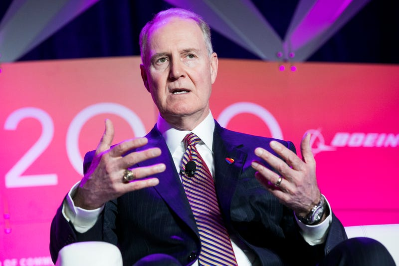 Gary Kelly, Chairman and Chief Executive Officer, Southwest Airlines,