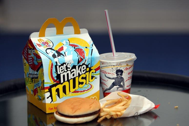 McDonald's Happy Meal