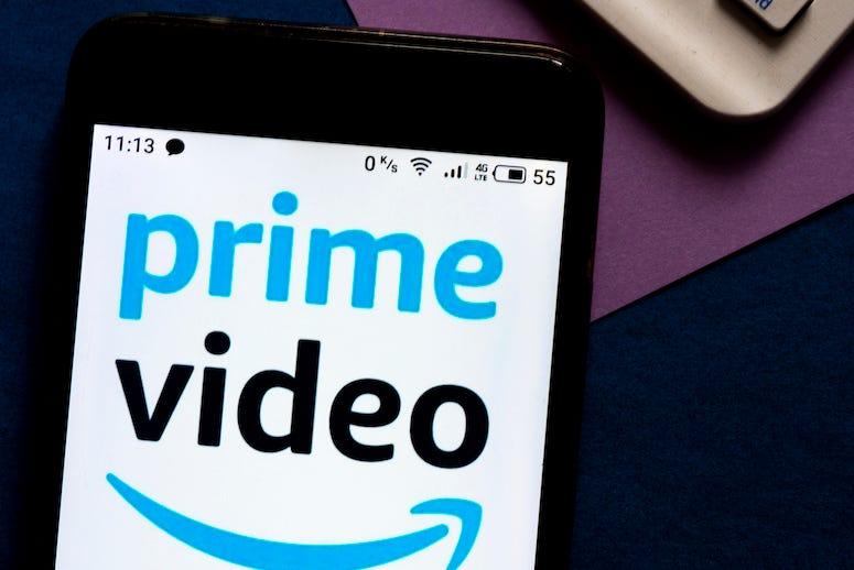 Amazon Prime, Video, Smartphone