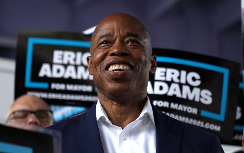 Eric Adams campaign