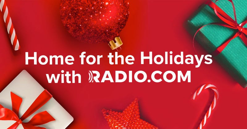 Listen to holiday music on RADIO.COM.