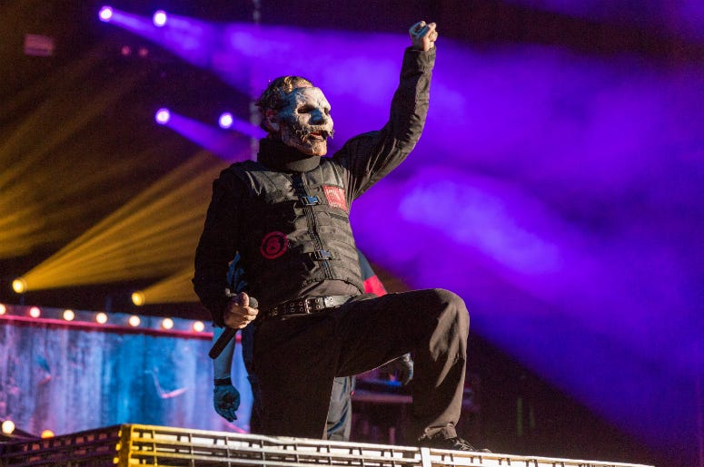 Slipknot Shares New Single 'Birth of the Cruel'