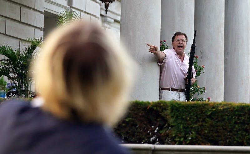 Krewson protest