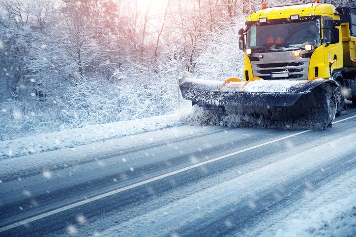Michigan wants you to name the state's new snowplow