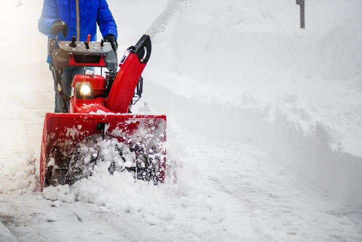 Marquette broke a snowfall record