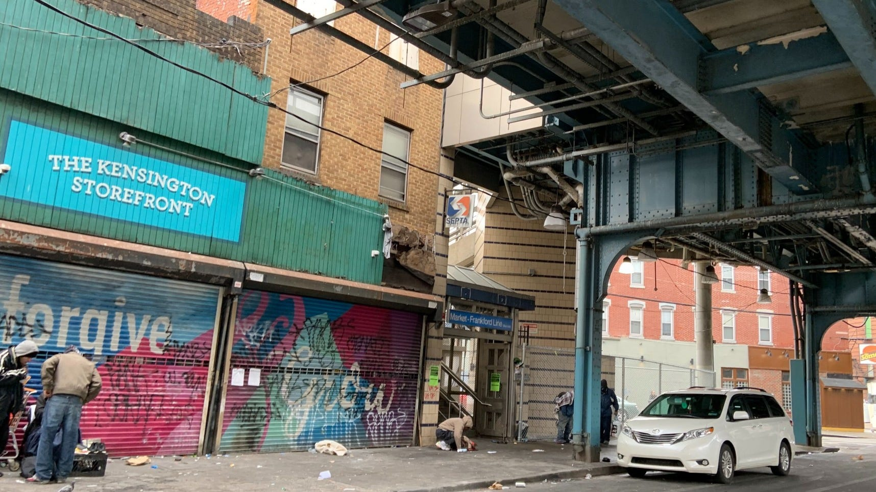 Neighbors concerned as SEPTA closes Somerset Station for repairs, plan protest