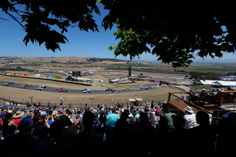 Sonoma County officials are investigating after a noose was found in a tree at the Sonoma Raceway