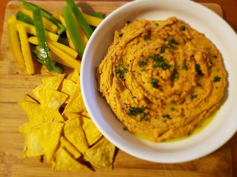 Soulful Hummus