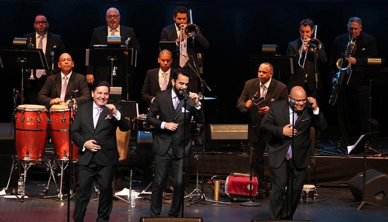 Courtesy of the Spanish Harlem Orchestra