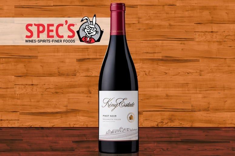 Wine of the Week: King Estate Pinot Noir