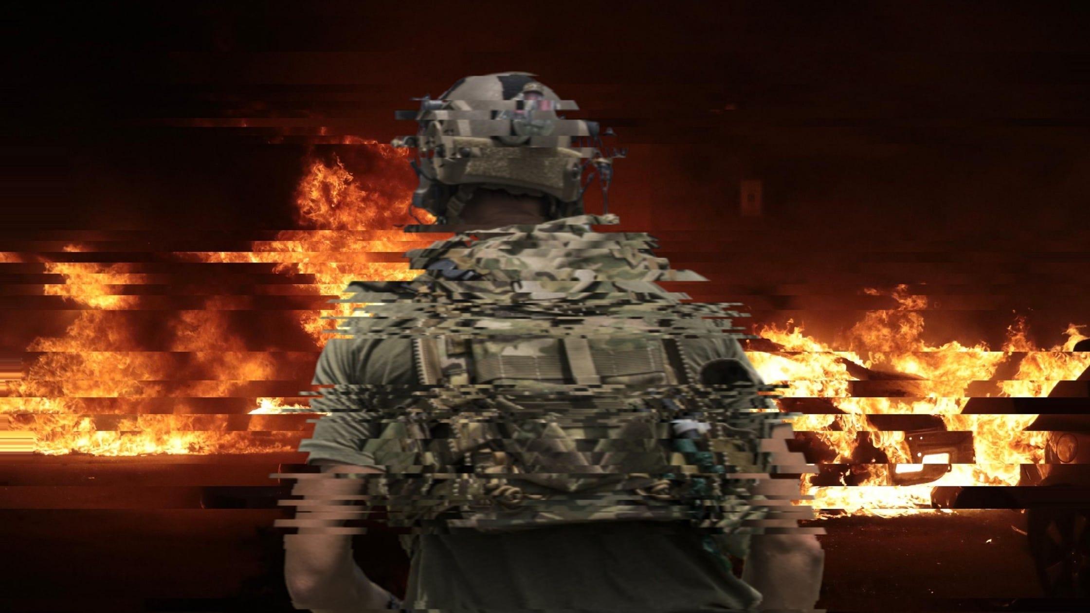 4chan marines united QAnon
