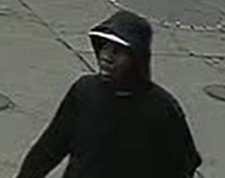 Stabbing and carjacking suspect