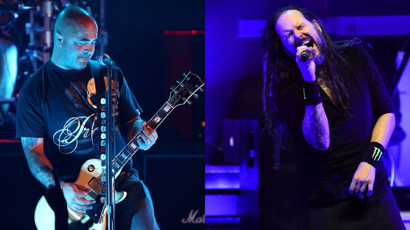 Staind and Korn