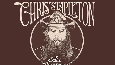 Chris Stapleton! (New Date!)