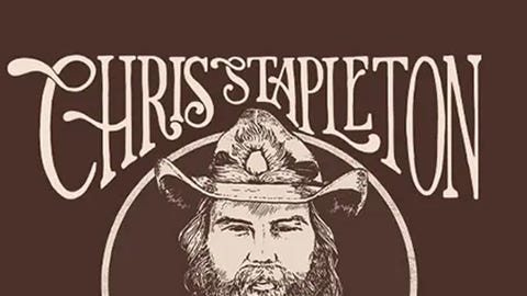 Chris Stapleton's All-American Roadshow Tour