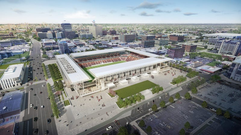 soccer stadium, MLS, MLS4theLou