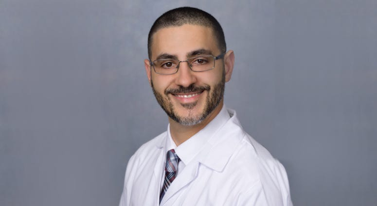 Dr. Roi Altit, Cardiologist at St. Mary Medical Center