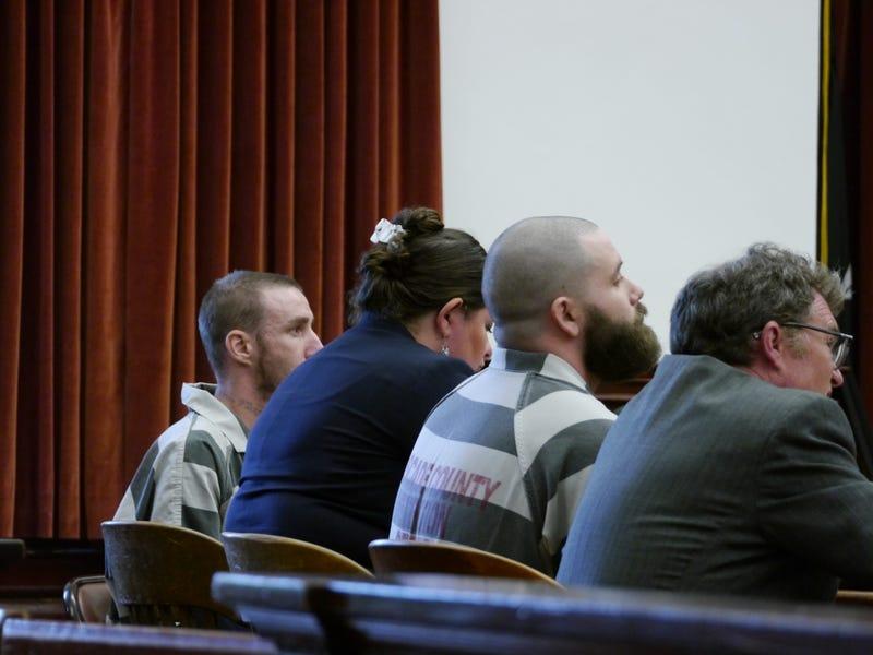 Judge Greg Pinski addressed the concept of stolen valor