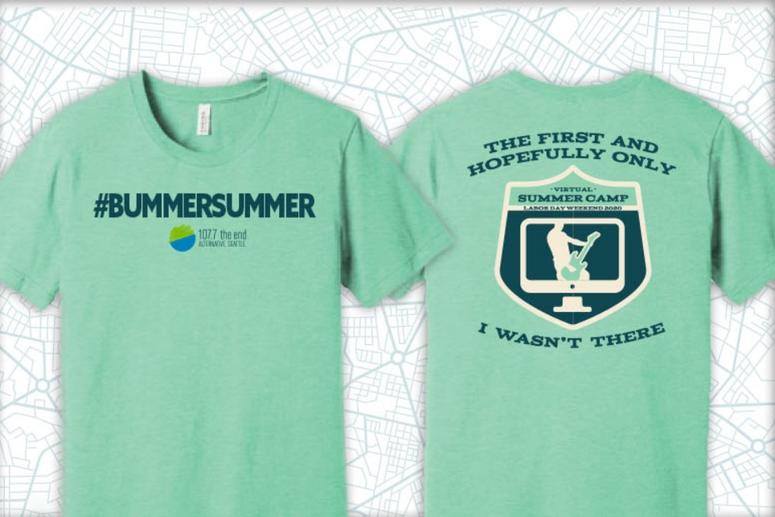 Summer Camp Shirt 2020