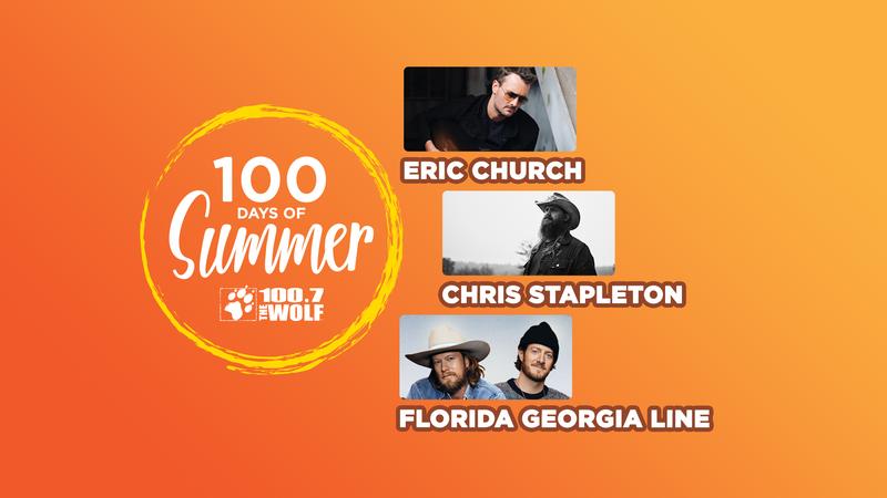 Win Tickets to Eric Church, Chris Stapleton, AND Florida Georgia Line!