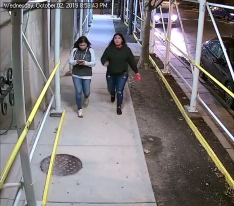 Suspects sought by police